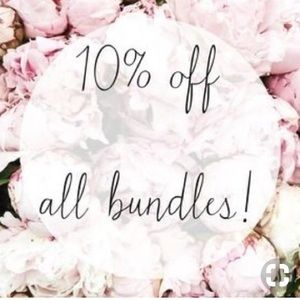 Other - 🎄10% off all bundles!